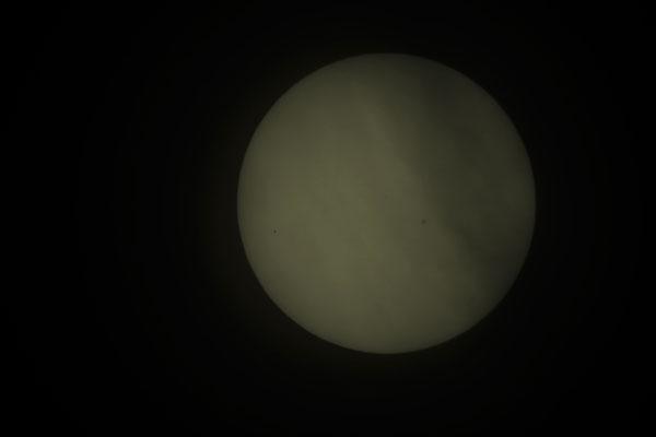 Merkurtransit, 09. Mai 2016, 19:39:52 MESZ