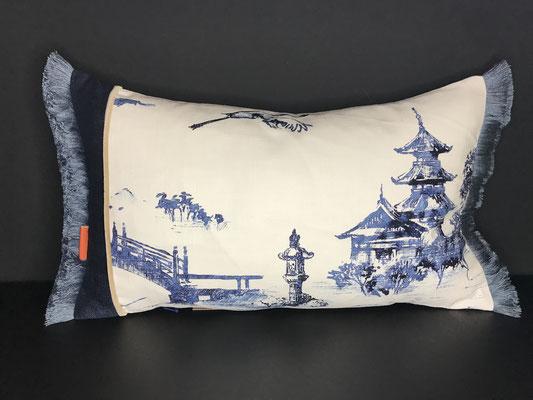 Boheme de luxe Studio Boheme de luxe Interior Blue Bone China Porzellan