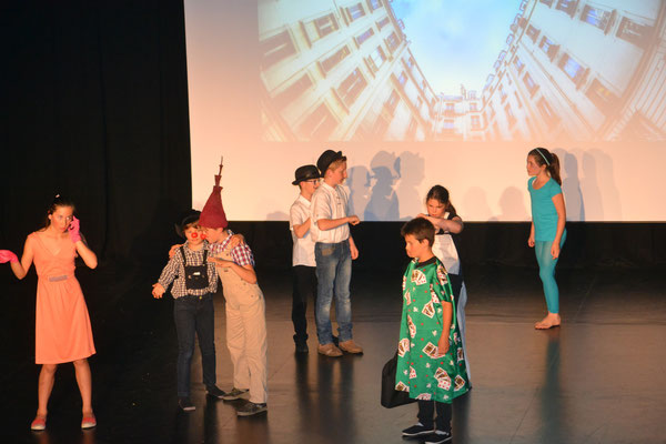 Adaptation du Petit Prince, juin 2015