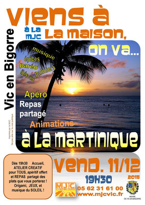 15/12/11 VàlM on va à la Martinique