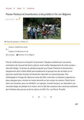 19.08 sortie vélo ALSH