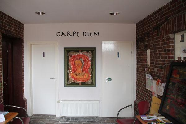 Eingangsbereich der Kunstschule