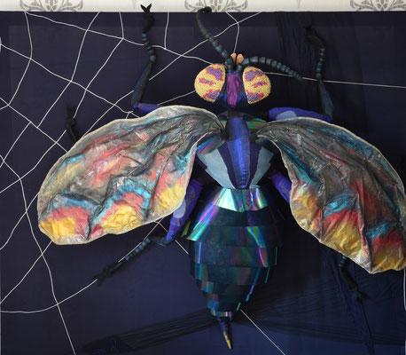 Dörte Putensen, Installation Insekt