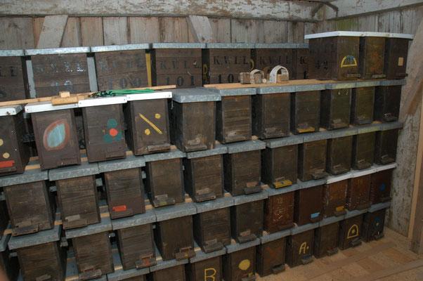 bvi-lindau-westallgaeu.jimdo.com/Belegstellen Zuchtkasten warten auf Königinnen