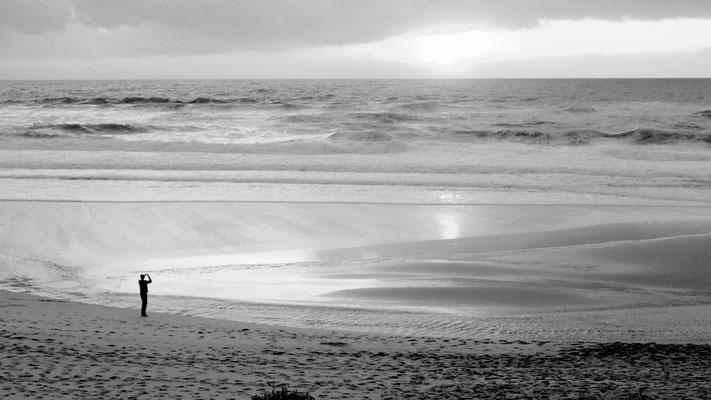 L'immensité des plages (photo S Jaton Rondeau )