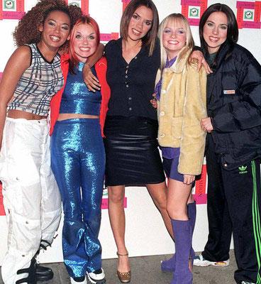 Spice-girls-années 90