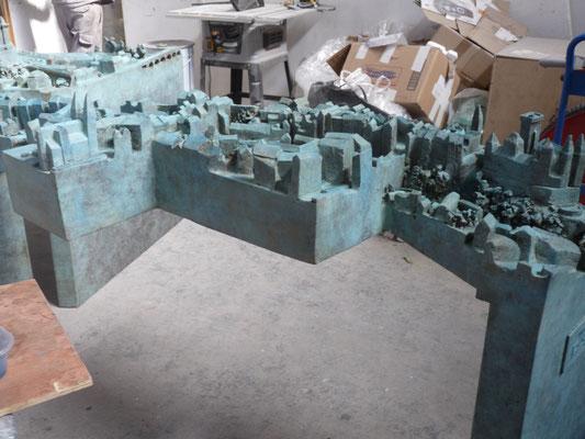 Tables d'orientation en production