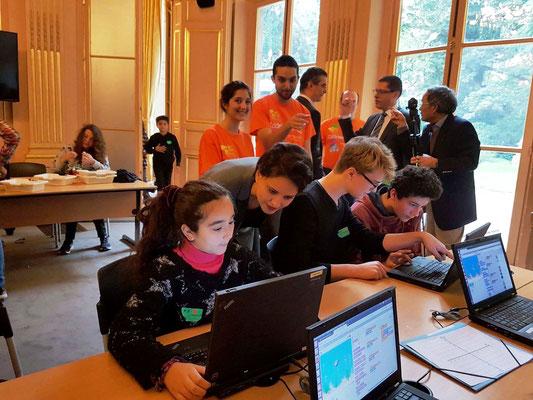 La code week est prévue à Bordeaux en 2017(Simplon archives)