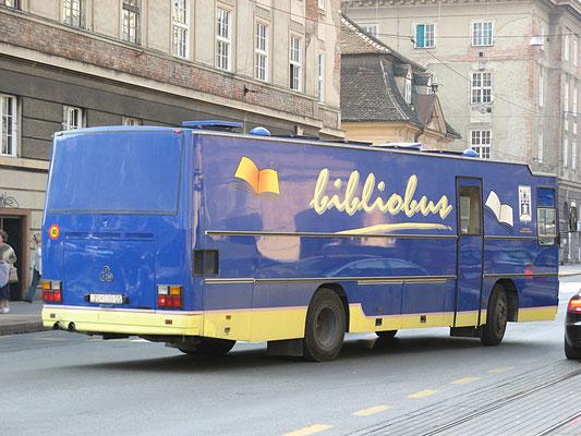 Bus de la bibliothèque