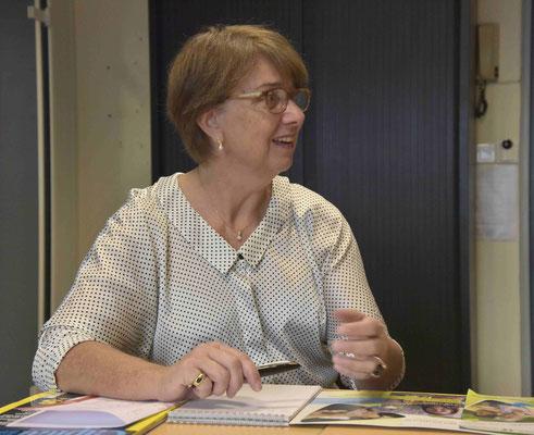 Ariane Moreau, présidente de Ensemble2Génération