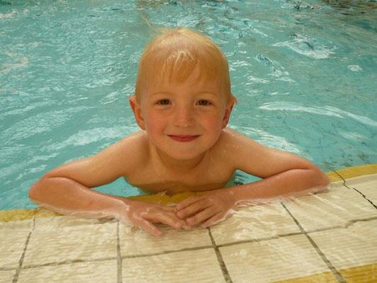 Timo (3 Jahre und 7 Monate) 05.07.2012