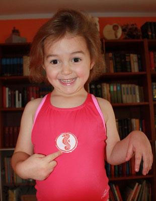 Luisa (3 Jahre und 5 Monate) 08.11.2014