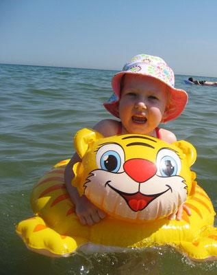 Fiona (3 Jahre und 11 Monate) 23.08.2012