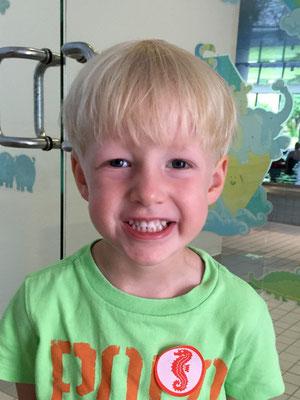 Fabian (3 Jahre, 8 Monate) 25.06.2016