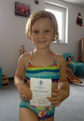 Marie-Sophie (3 Jahre und 11 Monate) 04.07.2013