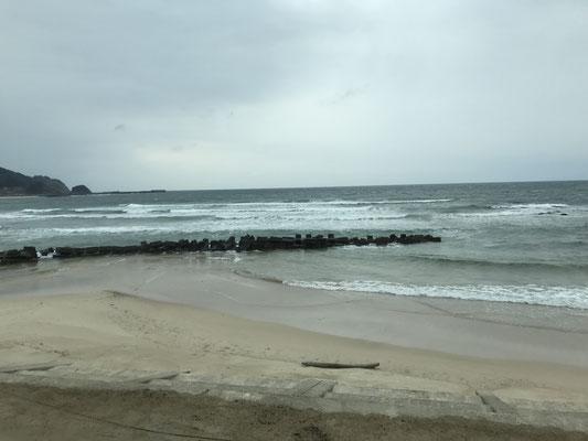 日本海~ ♪ ♪