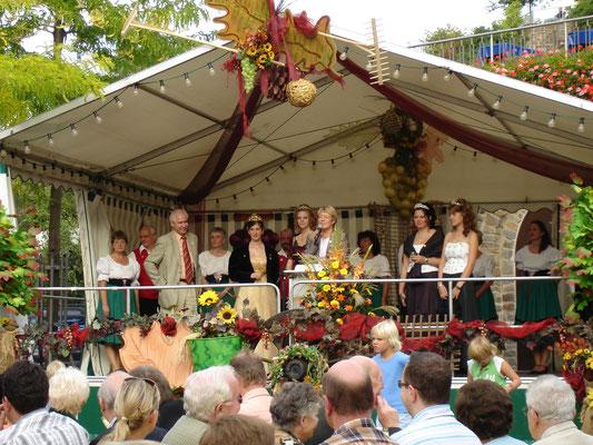 Winzerfesteröffnung 2006