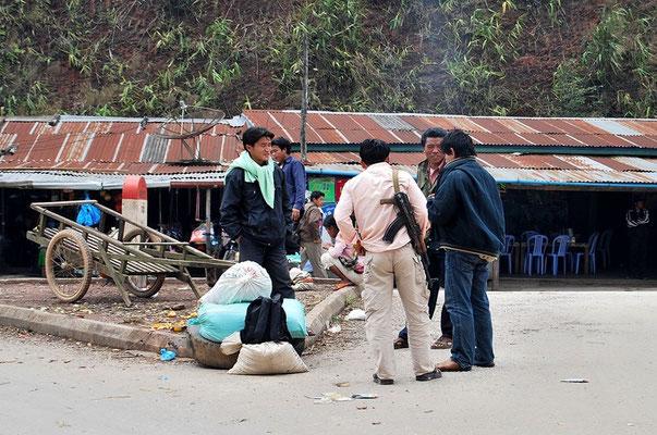 Laos - February 2008
