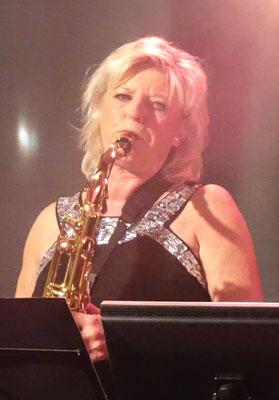 Saxophonmusik Ursula-Margarete Bloss