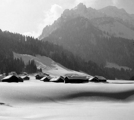 Pierre Hendrickx - Schönebach im Winter