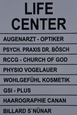 Hämmerle Wolfgang - Anzeigetafel