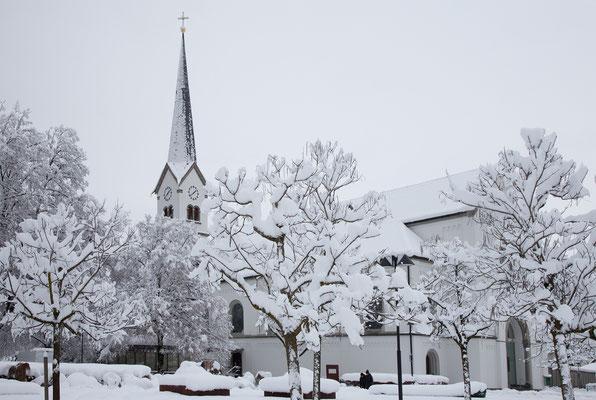 Reinhard Büchele - Pfarrkirche Hard