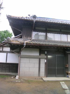 旧家の再生