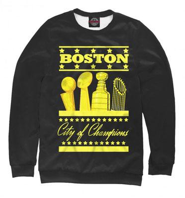 Свитшот команды NBA Бостон Селтикс №5