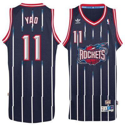 Баскетбольная майка команды NBA Houston Rockets #11 Яо Мин купить цена 3499 руб Формабаскет