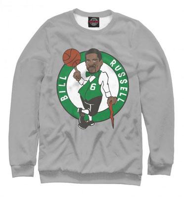Свитшот команды NBA Бостон Селтикс №4