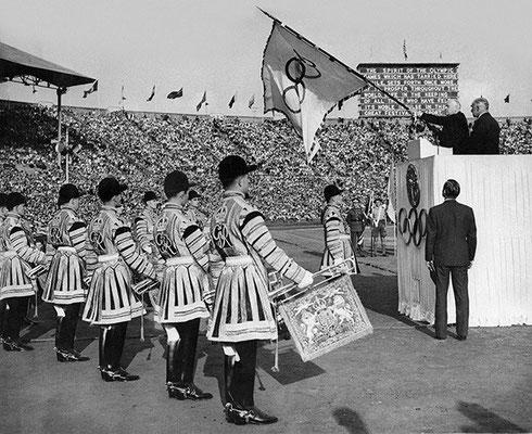 Le drapeau d'Anvers (Londres 1948)