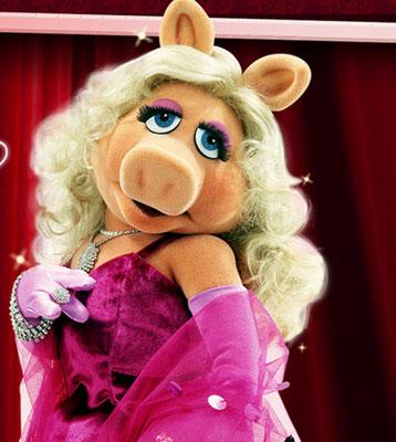 Miss Piggy's Hot Pink