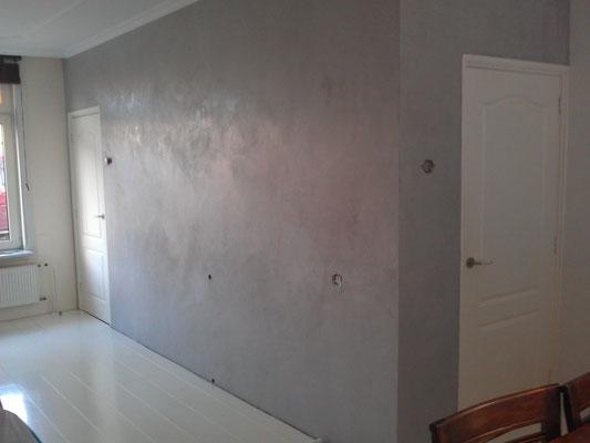 Beton ciré Wand #Interior #Wohnen #Style