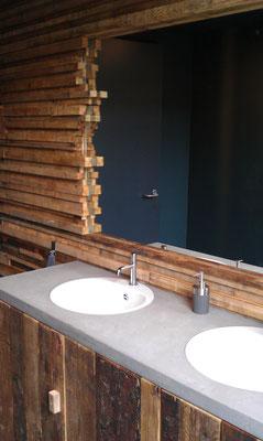 Beton ciré holz #Interior #Wohnen #Style