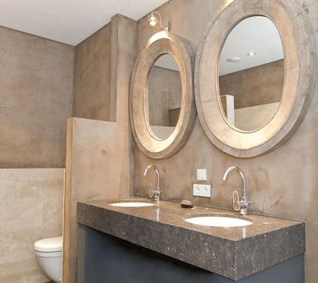 Beton cir;e im badezimmer #Interior #Wohnen #Style
