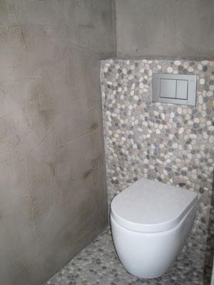 Beton Ciré Toilette #Interior #Wohnen #Style