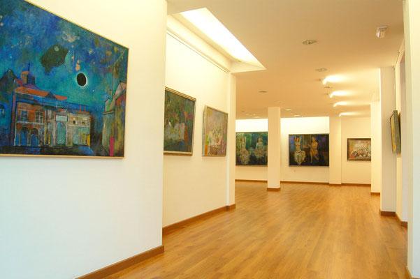 Resultado de imagen reformas galerias de arte