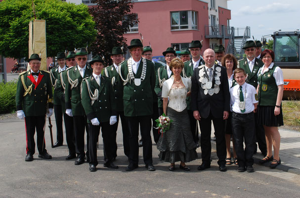 Schützenfest 12.06.2011 in Vettweiß