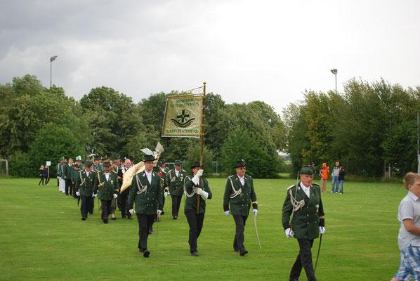 Bezirksbundesfest 19.06.2011 in Jakobwüllesheim