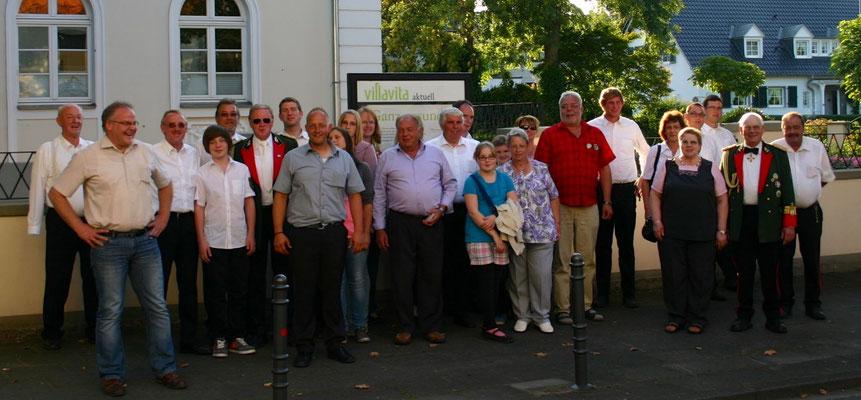 Bundesschützenfest 16.09.2012 in Hürth