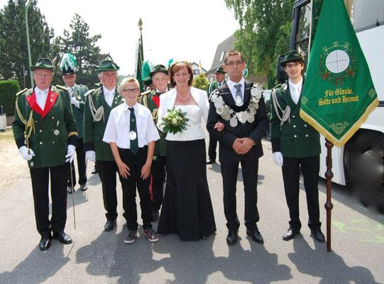 Kreisbundesfest 14.07.2013 in Schlich