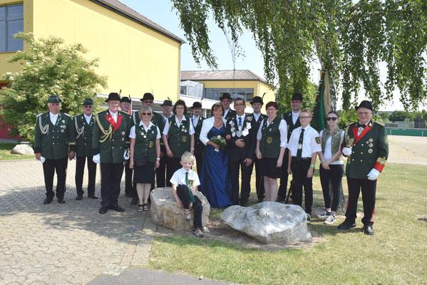 Schützenfest 11.06.2014 in Vettweiß