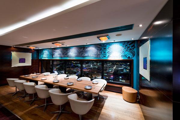 Restaurant FALCO - fotografiert für Hotel The Westin - © Dirk Brzoska