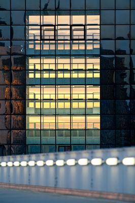 Bürogebäude in Frankfurt - © Dirk Brzoska  - Fotograf aus Leipzig