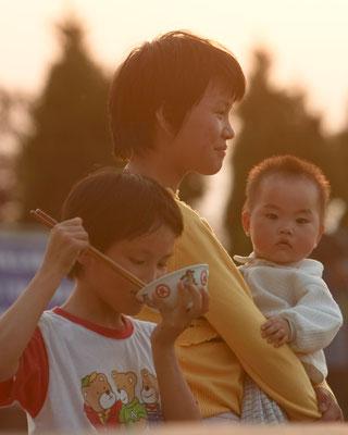 Fischereifamilie bei Nanjing / China - Reportage für BILD - © Dirk Brzoska