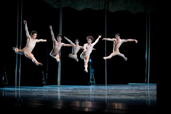 Ballett in Oper Leipzig - © Dirk Brzoska