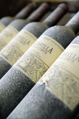 Wein aus italienischem Restaurant -  © Dirk Brzoska