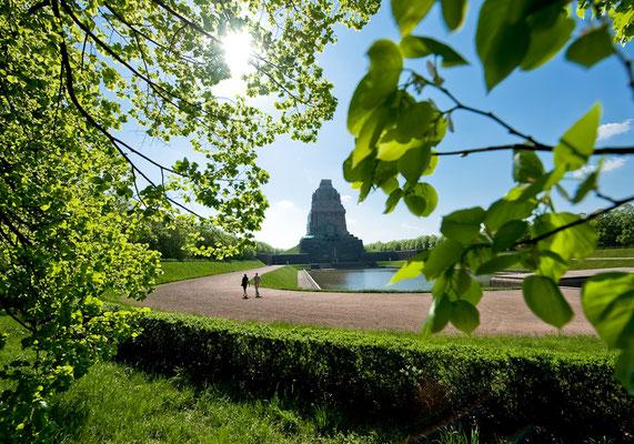Völkerschlachtdenkmal - Leipzig Bilder fotografiert für Parkkrankenhaus - © Dirk Brzoska  - Fotograf aus Leipzig