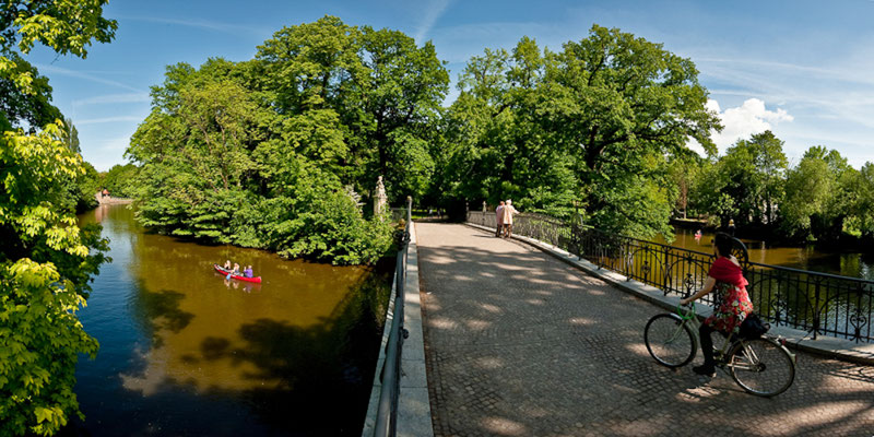 Elsterbrücke in Leipzig © Dirk Brzoska