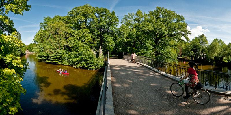 Elsterbrücke in Leipzig © Dirk Brzoska  - Fotograf aus Leipzig